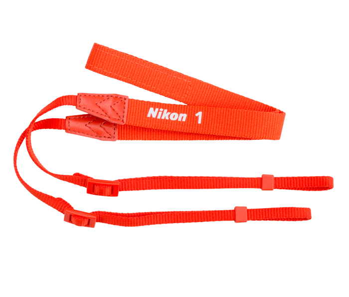 Photo of AN-N1000 Orange Neck Strap