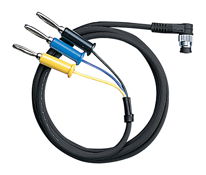 Photo of MC-22 Remote Cord with Banana Plugs