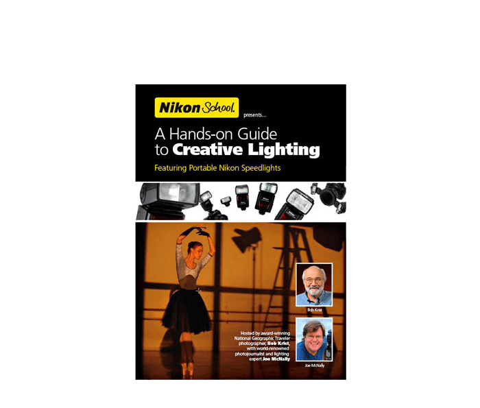 Photo of  A Hands-on Guide to Creative Lighting DVD