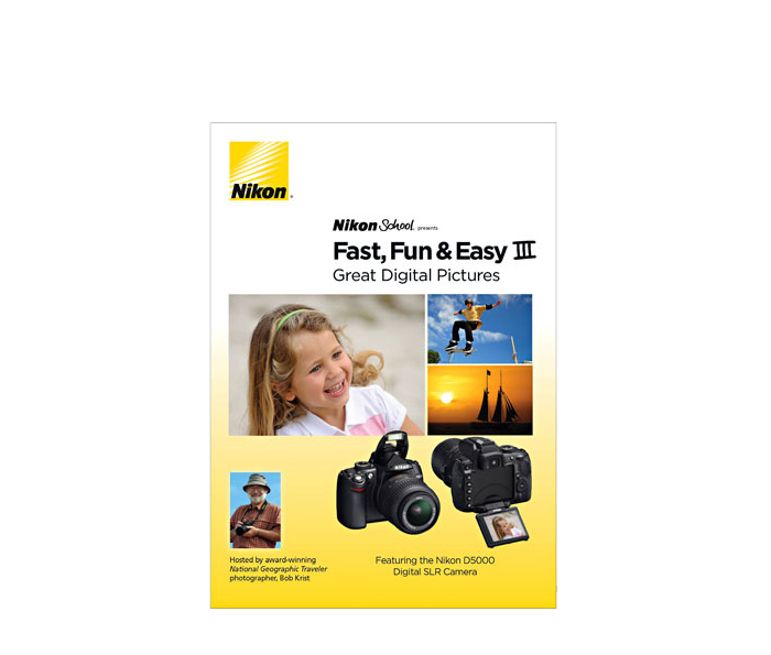Photo of  Fast, Fun & Easy III, Featuring Nikon D5000 D-SLR