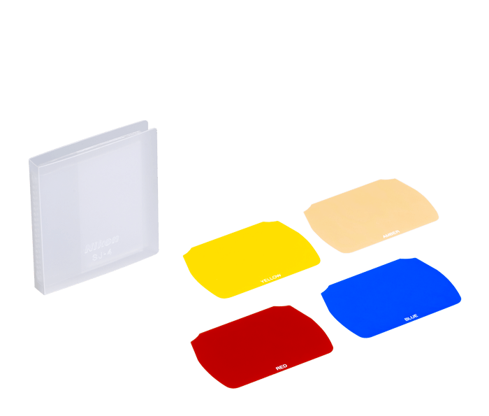 Photo of SJ-4 Color Filter Set