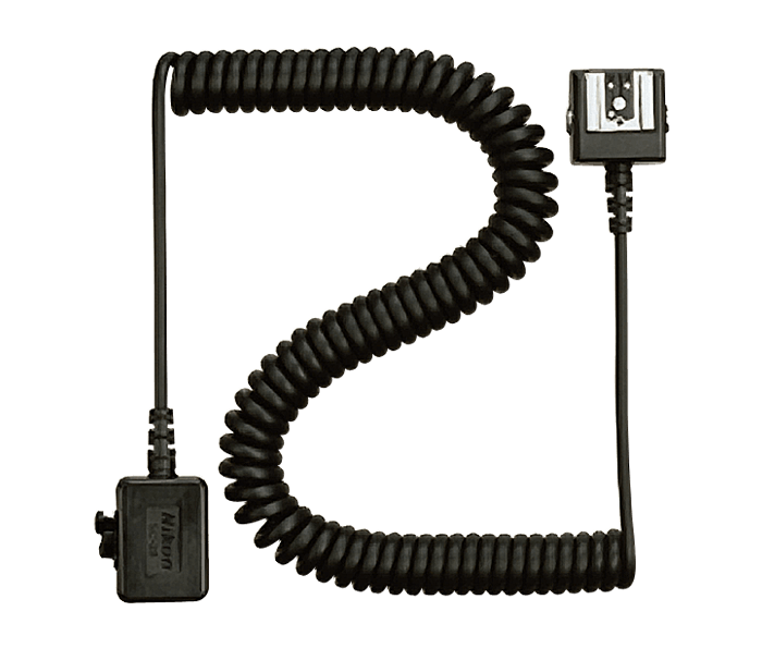 Photo of SC-28 TTL Coiled Remote Cord