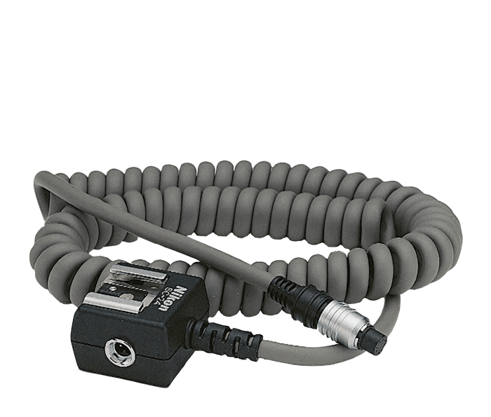 Photo of SC-24 TTL Flash Cord for DW-30, DW-31 Finder with F5