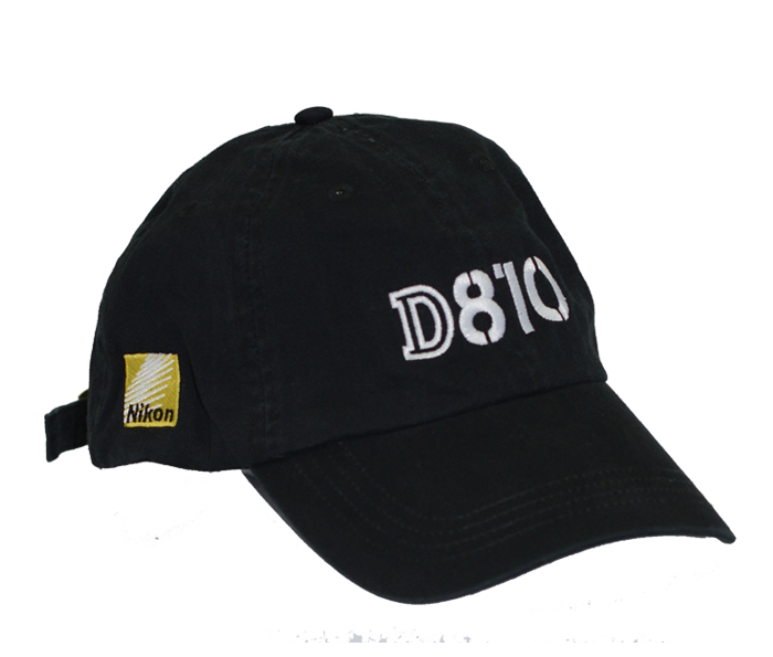 Photo of  D810 Black Hat