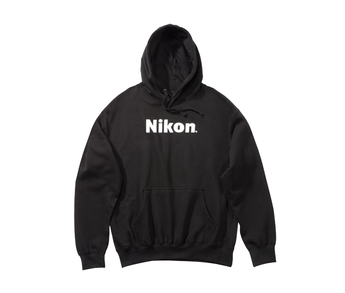 Mens Black Pullover Hoodie Photo Album - Reikian