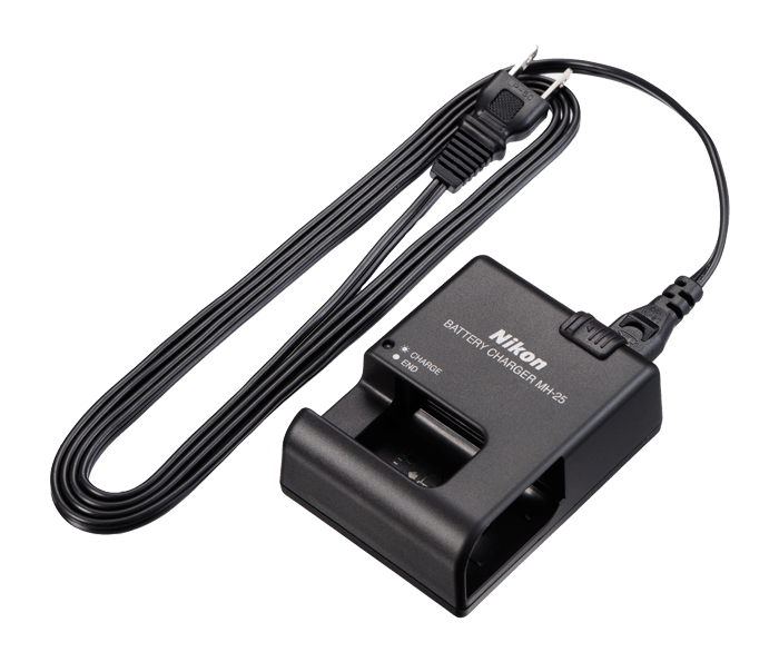 Photo of MH-25 Quick Charger