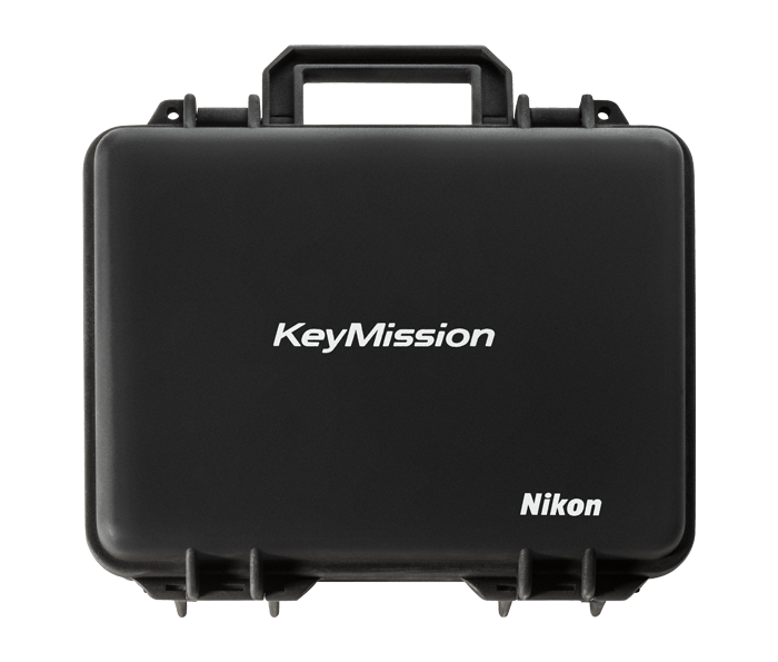 Photo of KeyMission Hard System Case