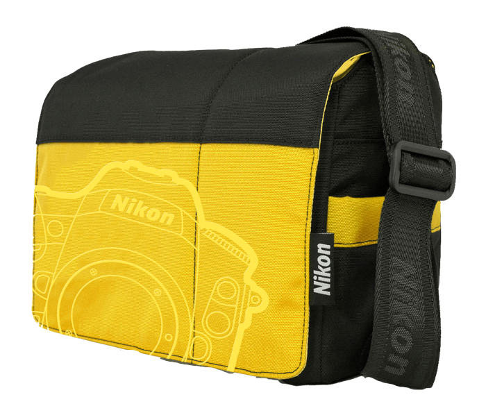 Photo of Nikon Bag Yellow