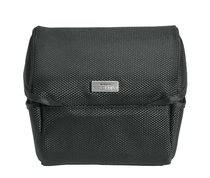 Photo of COOLPIX Black Fabric Case
