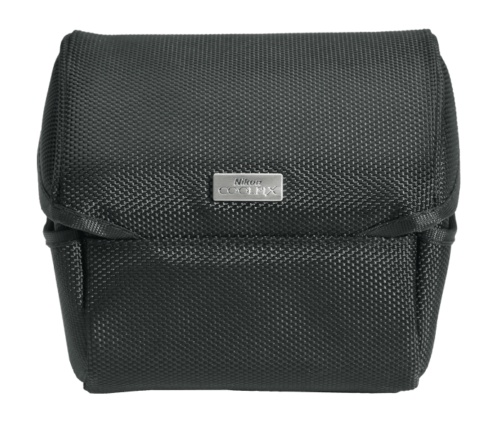 Photo of COOLPIX P Series Black Fabric Case