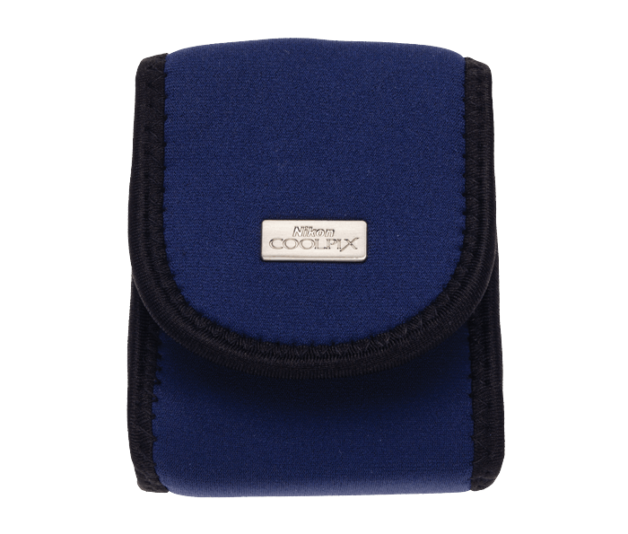 Photo of  COOLPIX Neoprene Blue Case