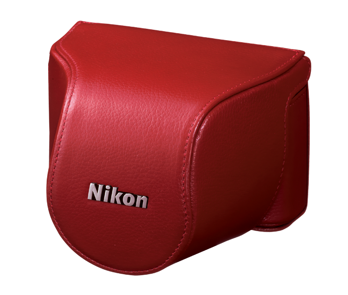 Photo of CB-N2000SE Red Leather Body Case Set