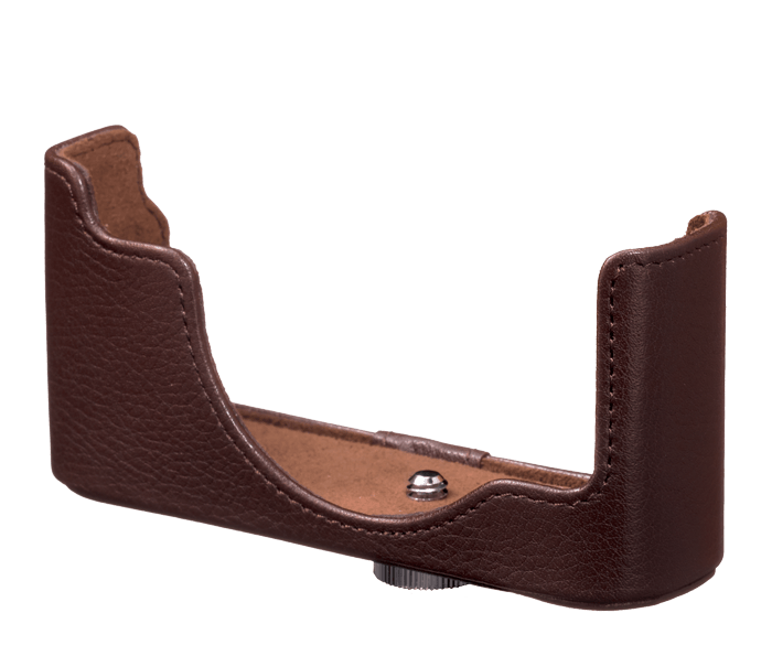 Photo of  CB-N2000 Brown Leather Body Case