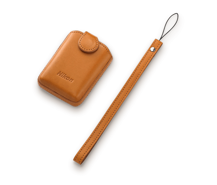 Photo of  CS-CP4-1 Leather Case (Brown)