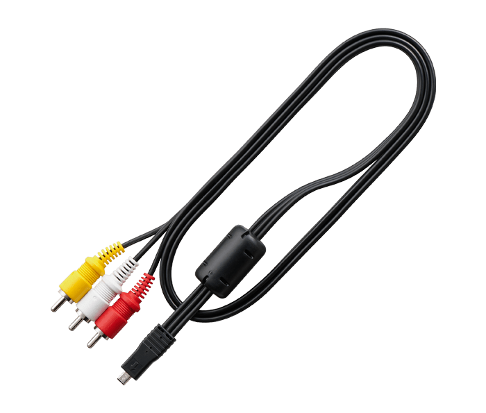 eg cp16 audio video cable from nikon. Black Bedroom Furniture Sets. Home Design Ideas
