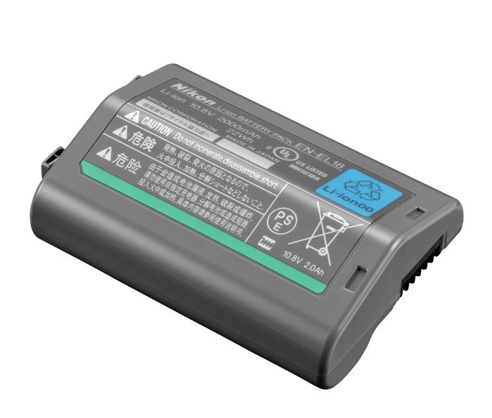 Accumulateur rechargeable Li-ion EN-EL18