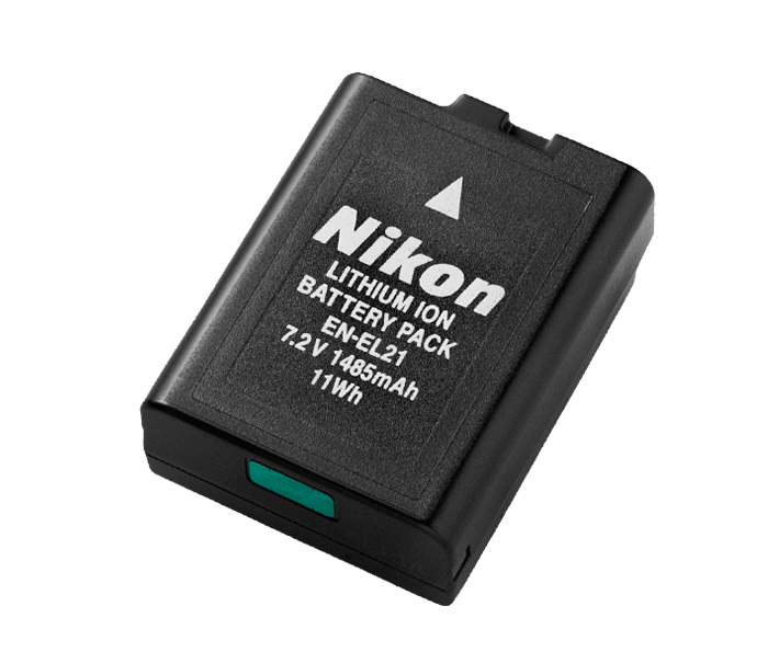 Accumulateur rechargeable Li-ion EN-EL21