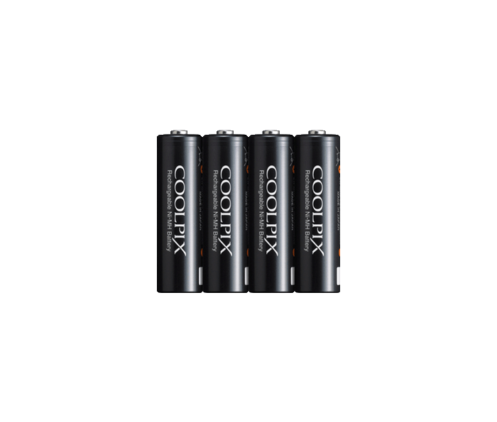 Photo of  EN-MH2-B4 Rechargeable Batteries (set of 4)