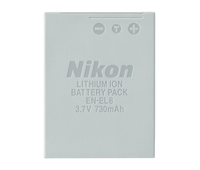 Accumulateur Li-ion rechargeable EN-EL8