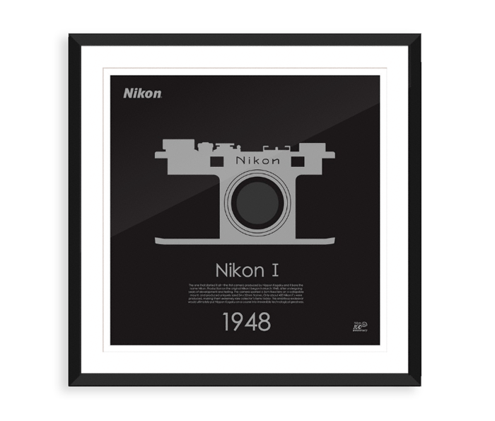Photo of  Nikon 100th Anniversary Posters