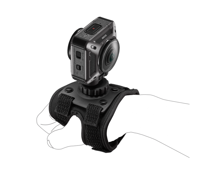 Photo of  AA-6 Wrist Strap Mount