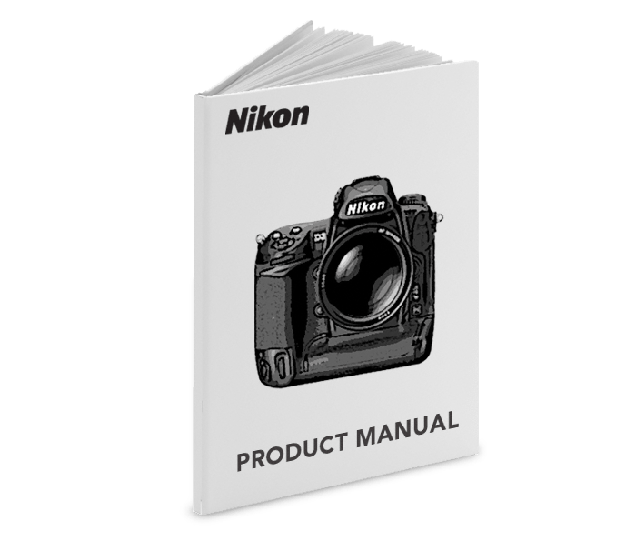 Photo of D5200 User's Manual