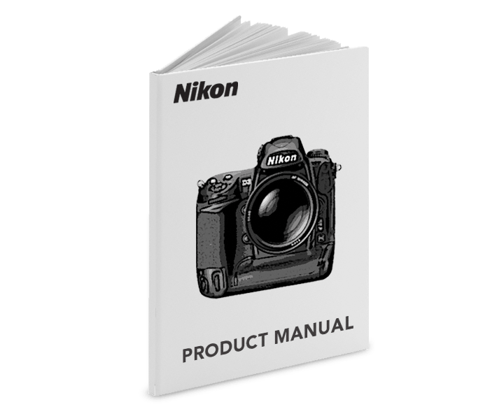 Photo of D3300 User Manual