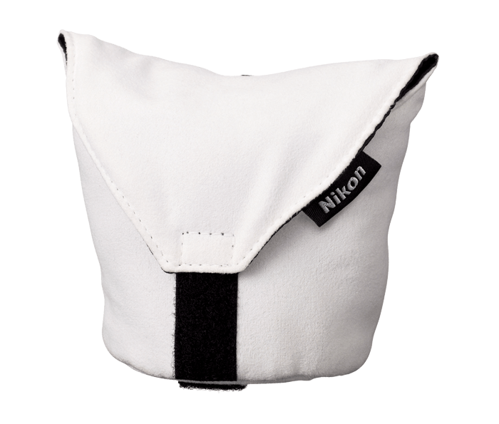 Photo of  CL-N101 White Soft Lens Case