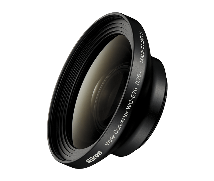 Photo of  WC-E76 Wide-Angle Converter