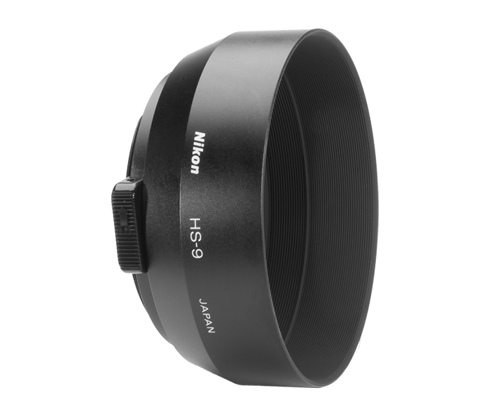 Photo of  HS-9 Snap-On Lens Hood