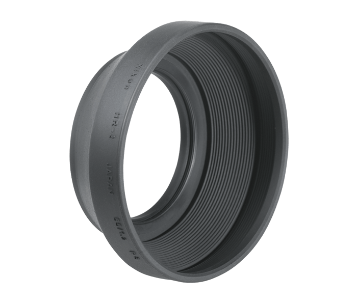 Photo of HR-2 Screw-On Rubber Lens Hood