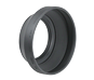 HR-2 Screw-On Rubber Lens Hood