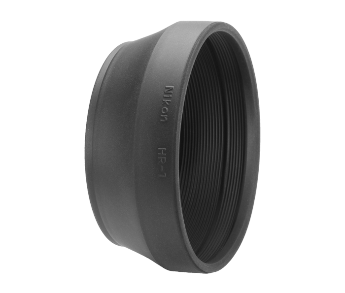 Photo of HR-1 Rubber Lens Hood