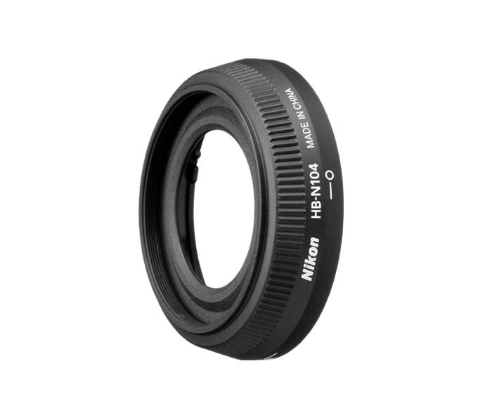 Photo of HB-N104 Black Lens Hood