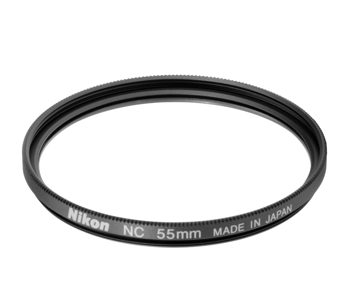 Photo of 55mm screw-on filters