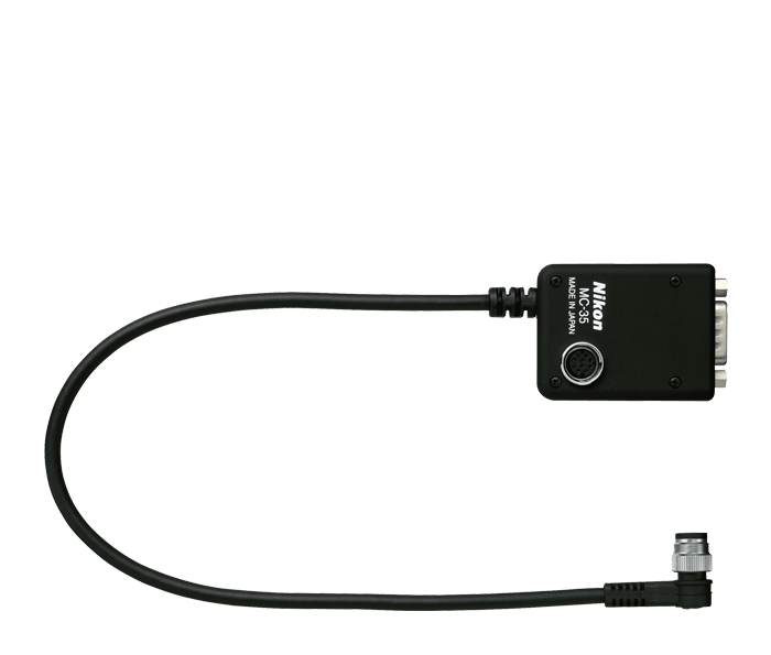 Mc 35 Gps Serial Adapter Cord From Nikon