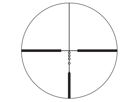 Nikon BDC 150 Reticle