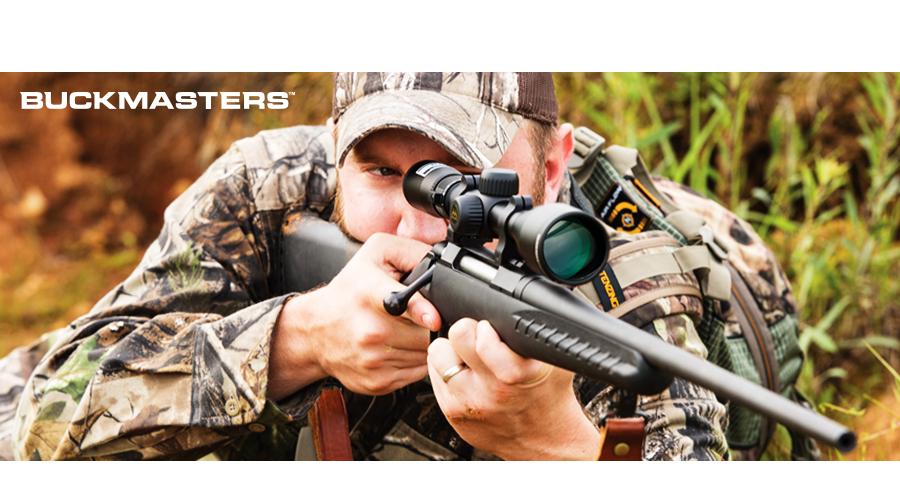 Buckmasters II 3-9x50