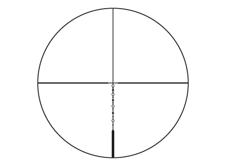BDC 800 Reticle