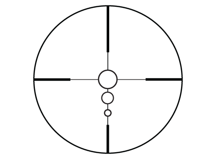BDC Active Target Reticle