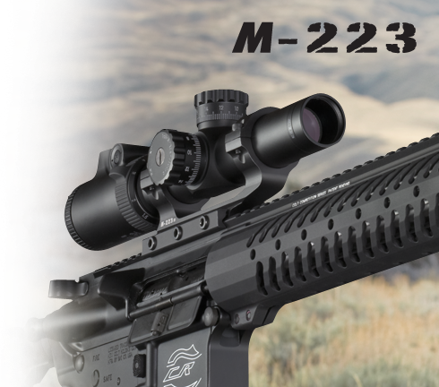 M-223 Riflescope