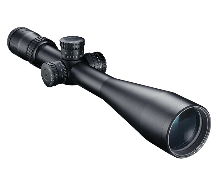 Photo of  BLACK X1000 6-24x50SF Matte Illuminated X-MOA Reticle