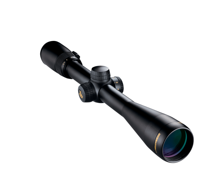 Photo of Buckmasters 4.5-14x40 Side Focus Matte Nikoplex