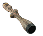 option for Coyote Special 3-9X40 Predator BDC Mossy Oak Brush Camo
