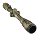 option for Coyote Special 4.5-14X40 Predator BDC Max-1 Camo