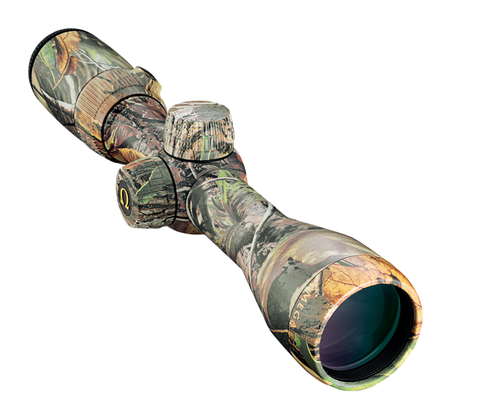 Photo of  Omega 1.65-5X36 BDC Realtree APG Camo