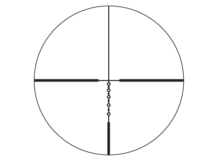 BDC 600 Reticle