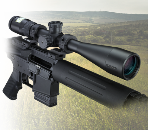 P-223 Riflescope