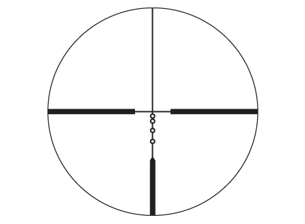 BDC 300 Reticle