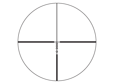 Patented BDC reticle